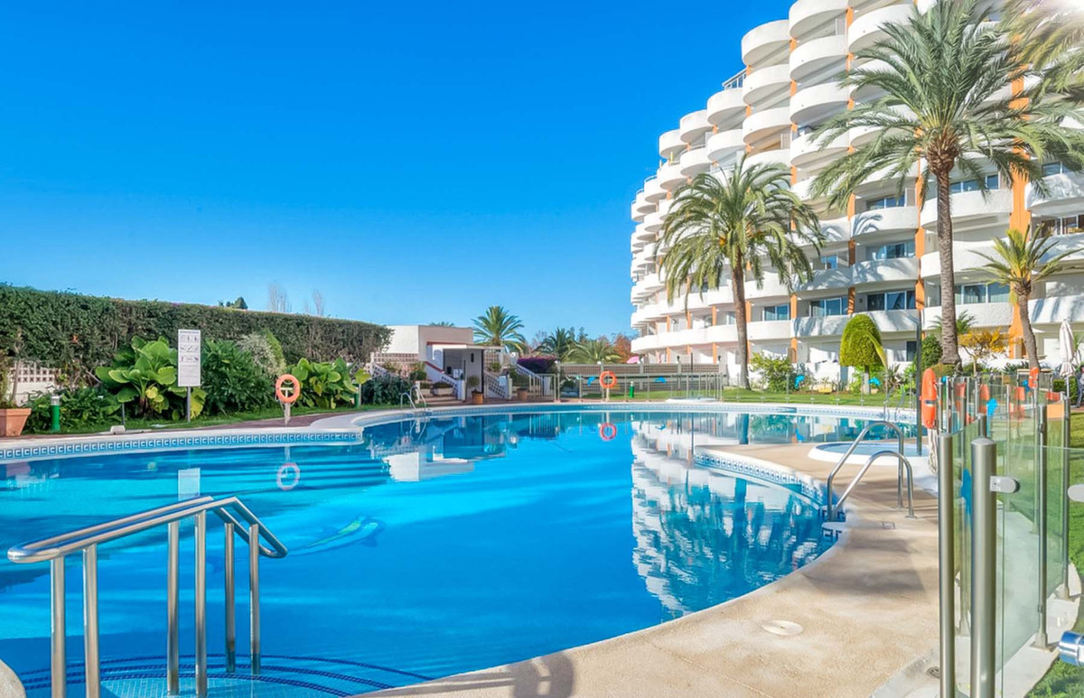 Charming Studio with sea views for sale in Marbesa! Perfect rental investment!   Located at a walkin,Spain