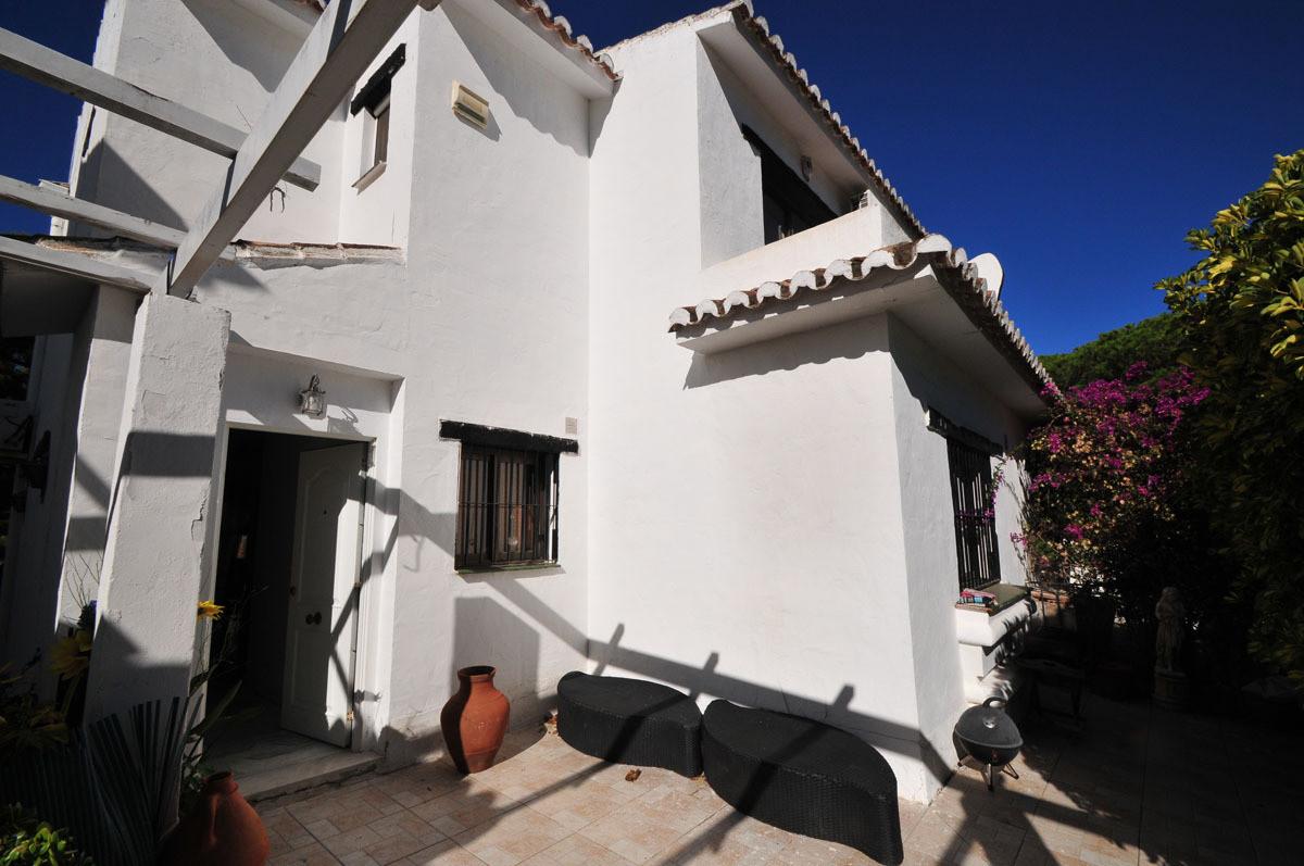 Semi Detached Villa in Calahonda
