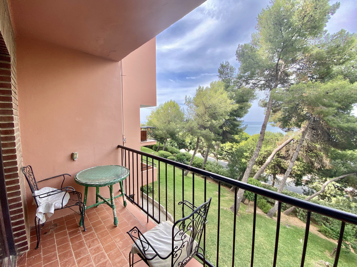 Property that is located in front of the playa del cristo and 5 minutes from the marina of Estepona.,Spain