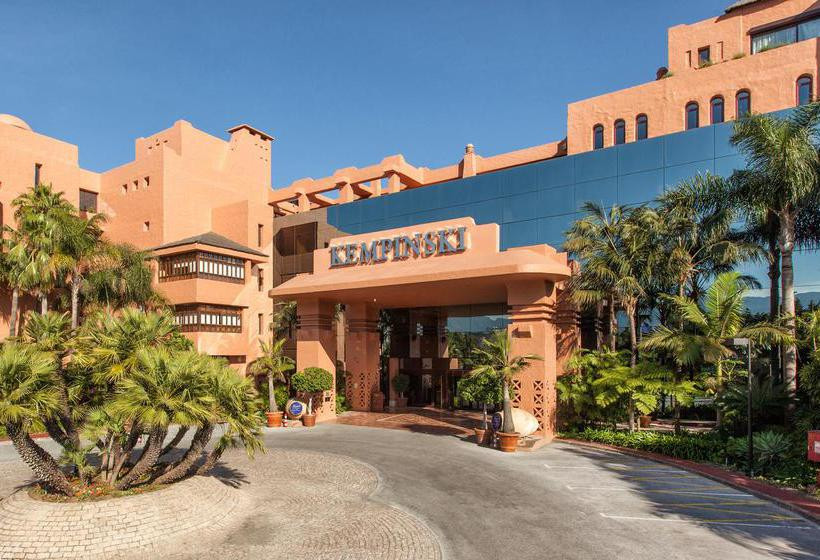 An elegant two-bedroom unit for sale in the prestigious 5-star private wing of the Kempisnki Hotel. ,Spain
