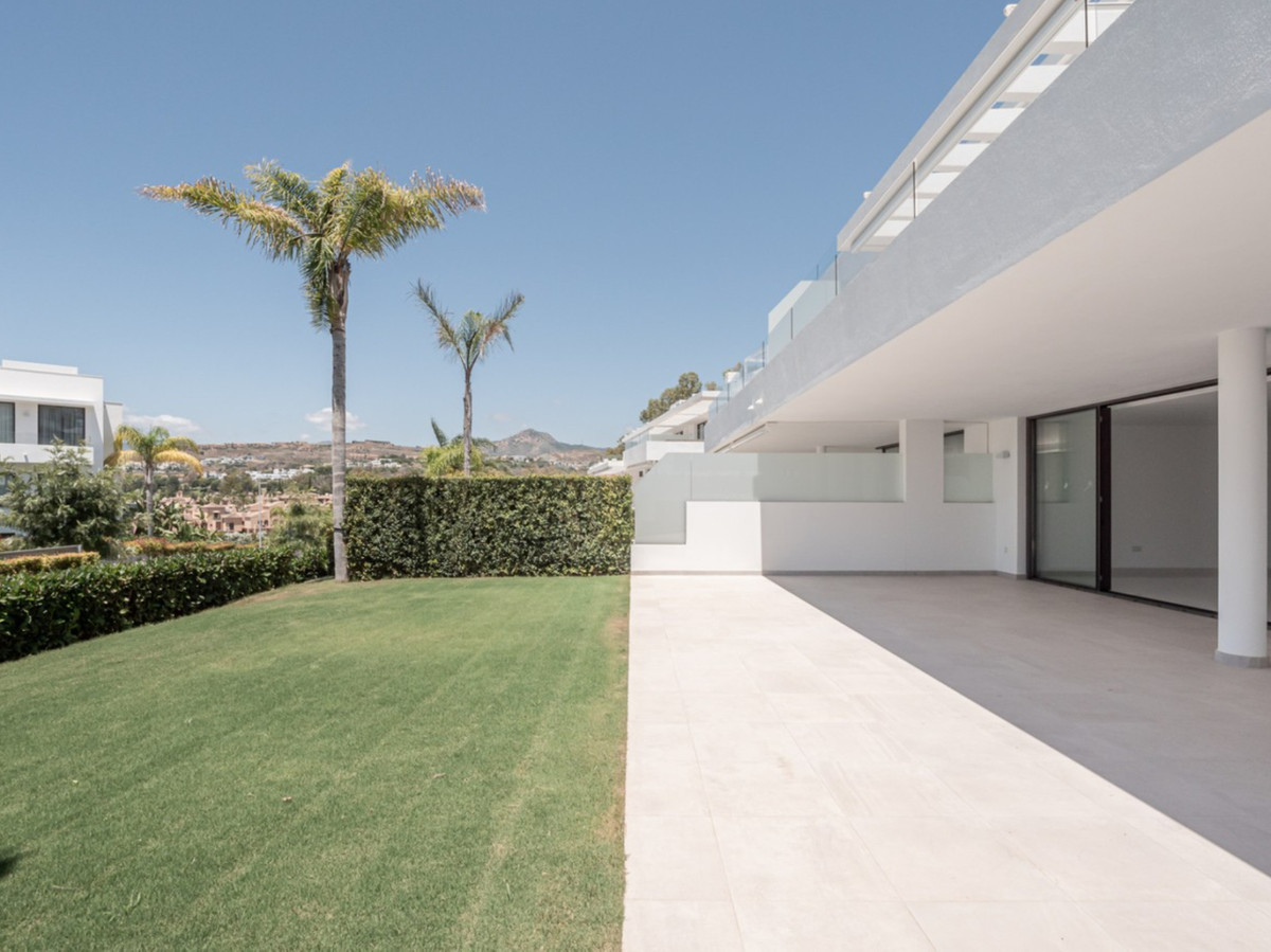 Cataleya phase 3: Ground floor super luxurious apartment with very spacious terrace and large adjoin,Spain