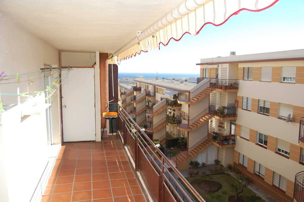 Cozy apartment with incredible views of the sea and the mountains. It consists of 86 m2 divided into, Spain