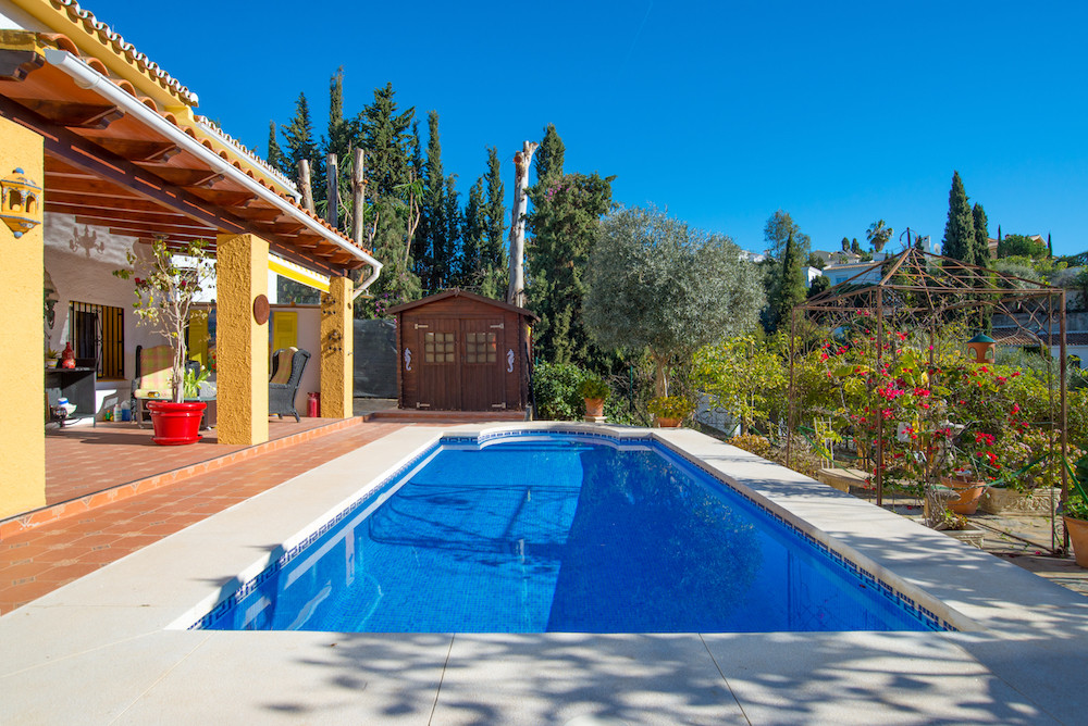 Great family villa with private pool in Campo Mijas. The villa was built in 1989 and reformed and we,Spain