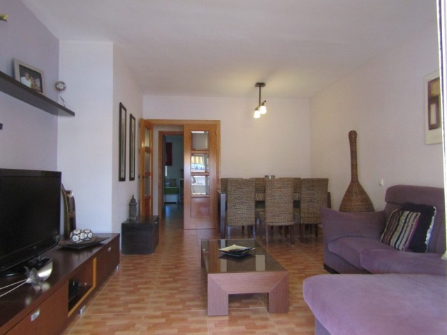 Beautiful spacious 3 bedroom apartment on the first floor in the beloved Bellavista neighborhood in , Spain