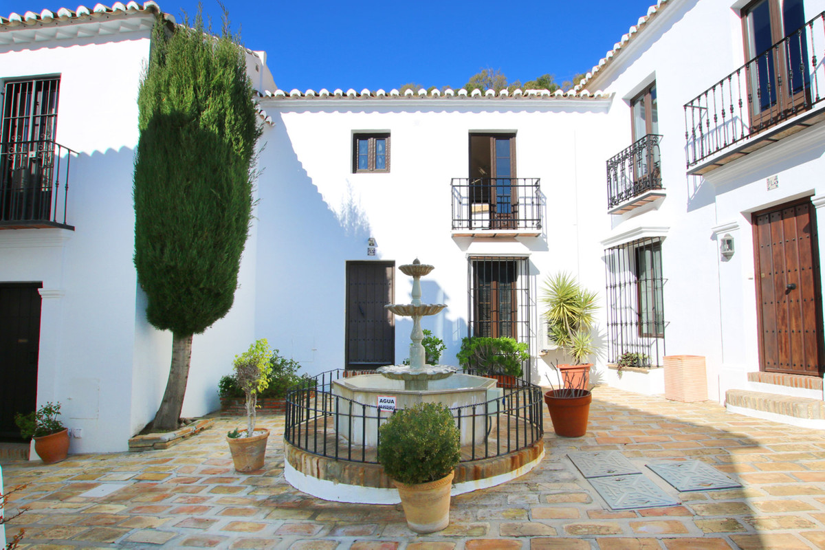 New in the market! Amazing Townhouse in Mijas Pueblo!  Sunny 1 Bedroom Andalusian Townhouse for sale,Spain