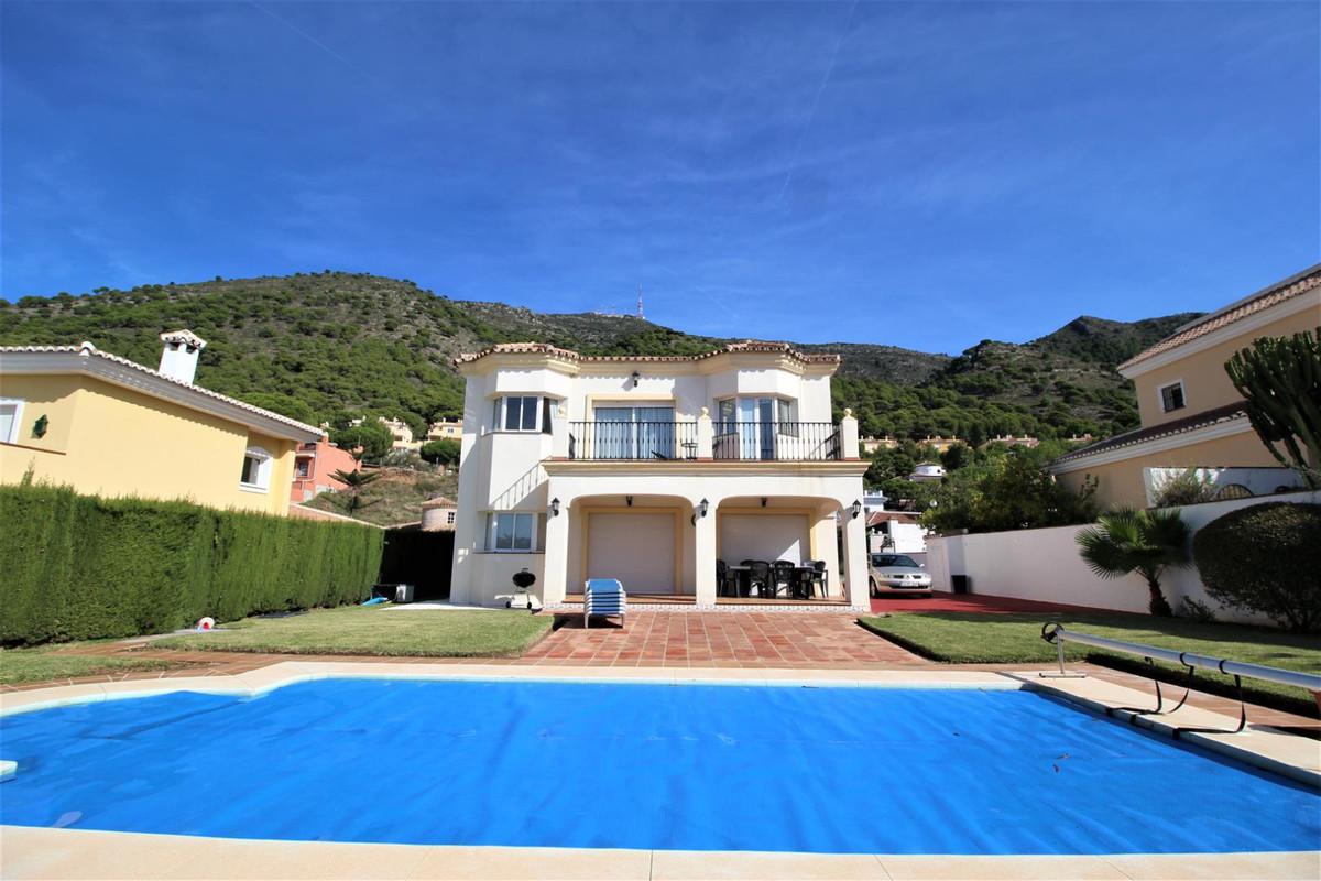 Detached Villa with sea views in Mijas  Beautiful 3 Bedrooms & 3 Bathrooms Detached Villa built ,Spain
