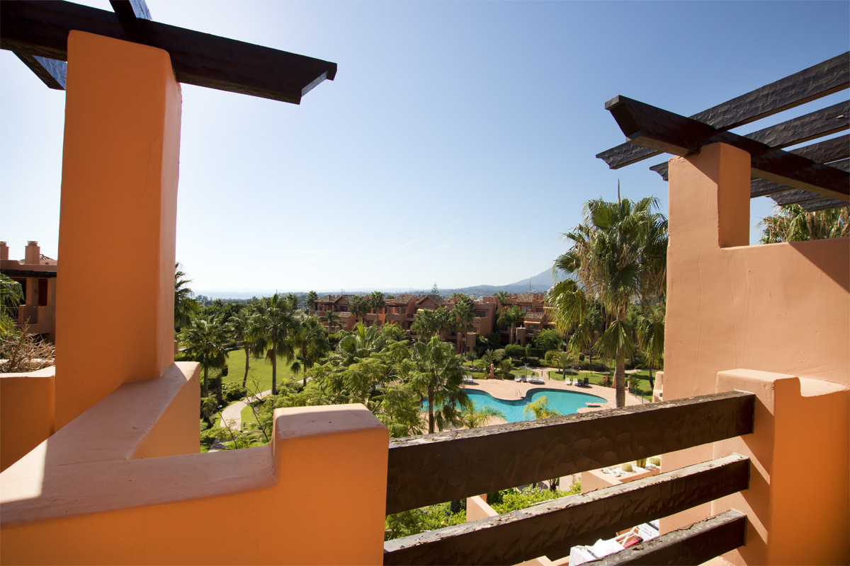 Beautiful apartment located in the heart of the New Golden Mile, between Marbella and Estepona. It i, Spain
