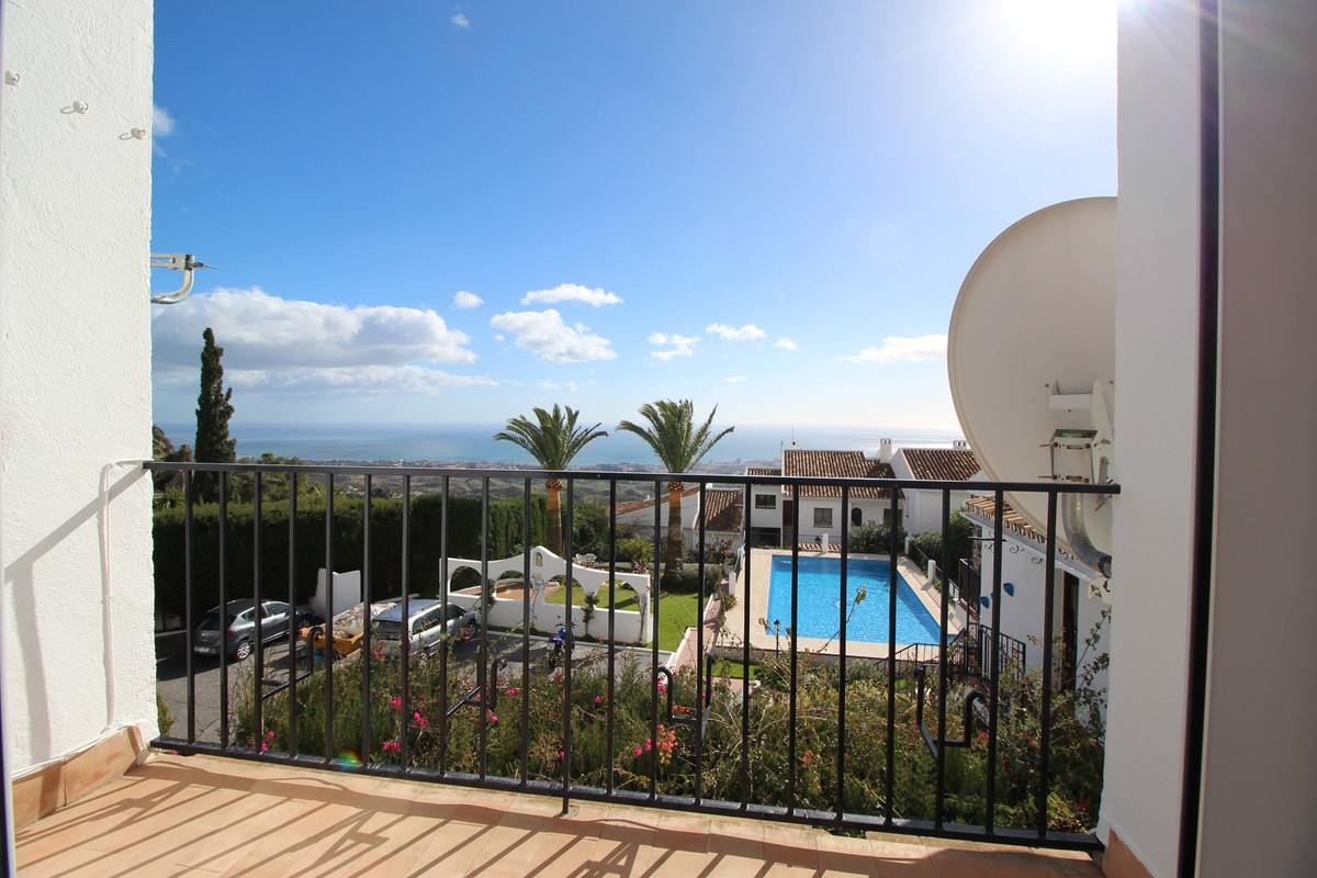 **** Beautiful apartment with great sea views in Mijas Pueblo ****  Incredible opportunity to purcha,Spain