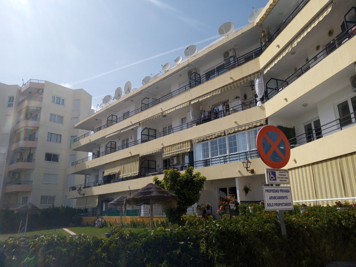 Apartment in the best area of Nerja, Burriana beach, 150 meters from the sea, frontal views of the s,Spain