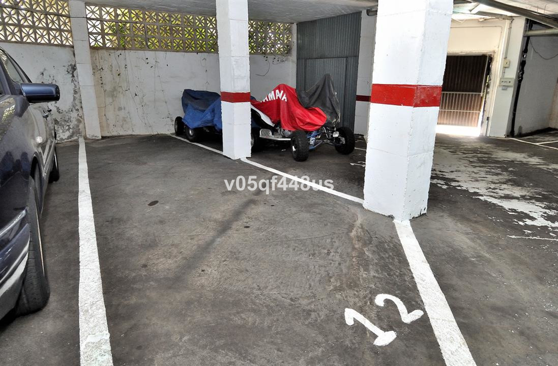 21 sqm covered private parking underground in  Calle Monte Paraiso, La Siesta 2, Calahonda,. Enough , Spain