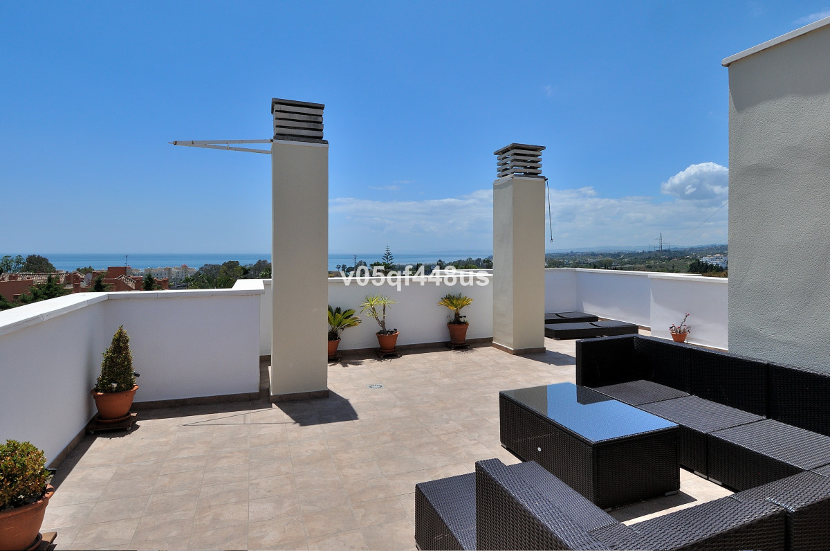 This penthouse is located at the New Golden Mile, which is an area between Estepona and San Pedro. T, Spain