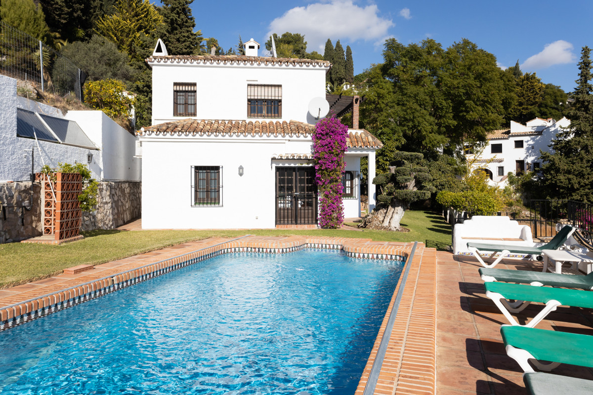 Looking for a family home or a great rental investment in Mijas Pueblo? Then this is the perfect cho,Spain