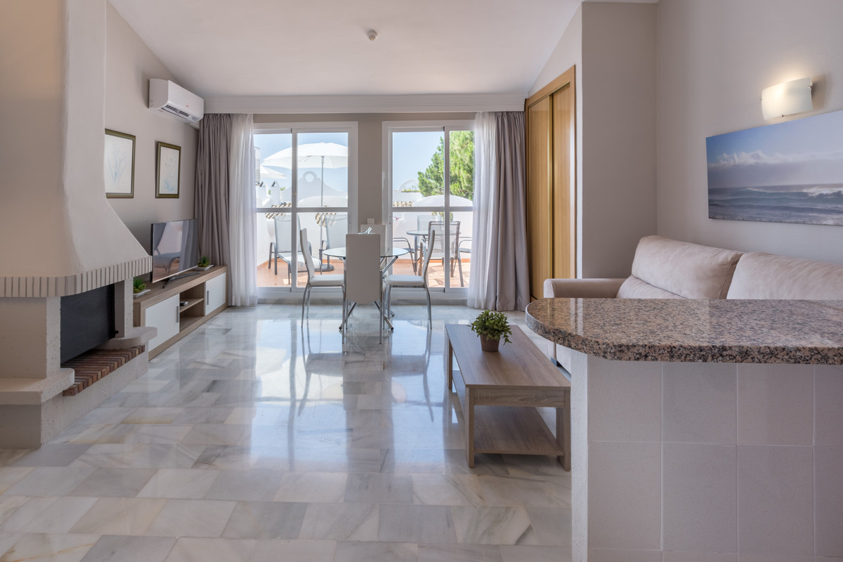 Marbella Banus Apartamento en Venta en Reserva de Marbella – R3638432