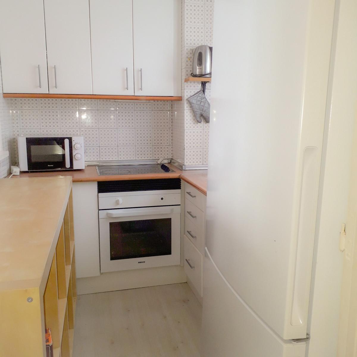 2 Dormitorio Planta Media Apartamento En Venta Nueva Andalucía