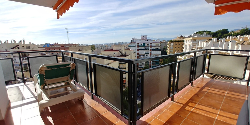 TOTAL REFURBISHMENT FINISHED! for this very good situation, to live in a large flat in Marbella cent,Spain