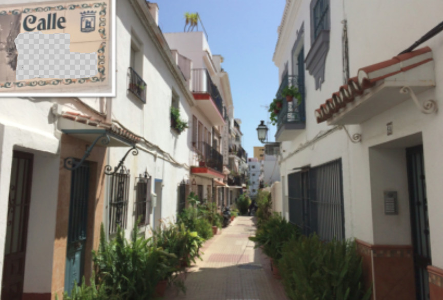 A unic possibility to have a new construction on the side of the famous old town of Marbella, 100m f, Spain
