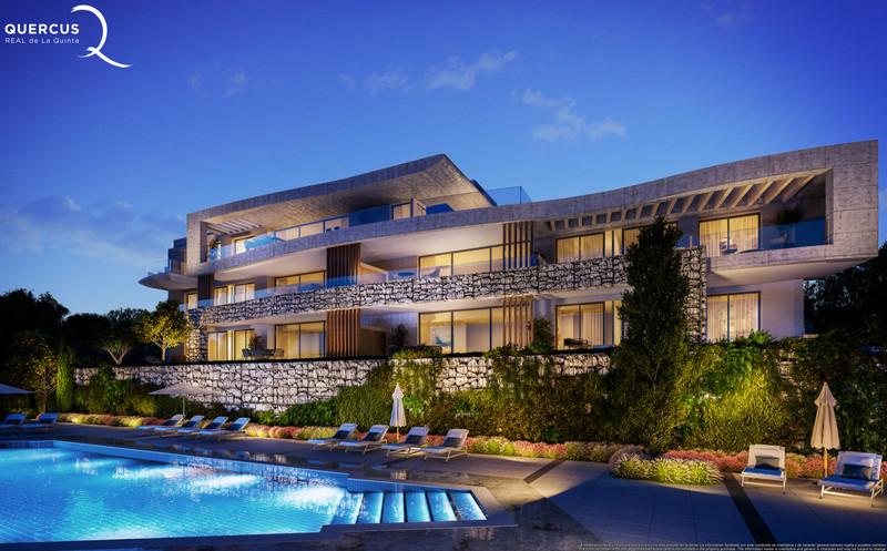 3 Bedroom Middle Floor Apartment for Sale, La Quinta