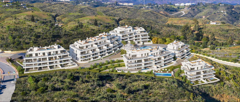 2 Bedroom Middle Floor Apartment for Sale, La Cala de Mijas