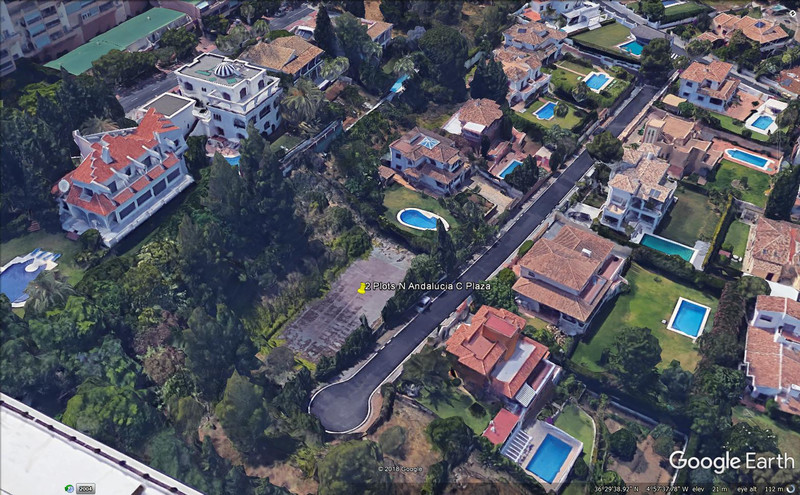 Residential Plot for Sale, Nueva Andalucía