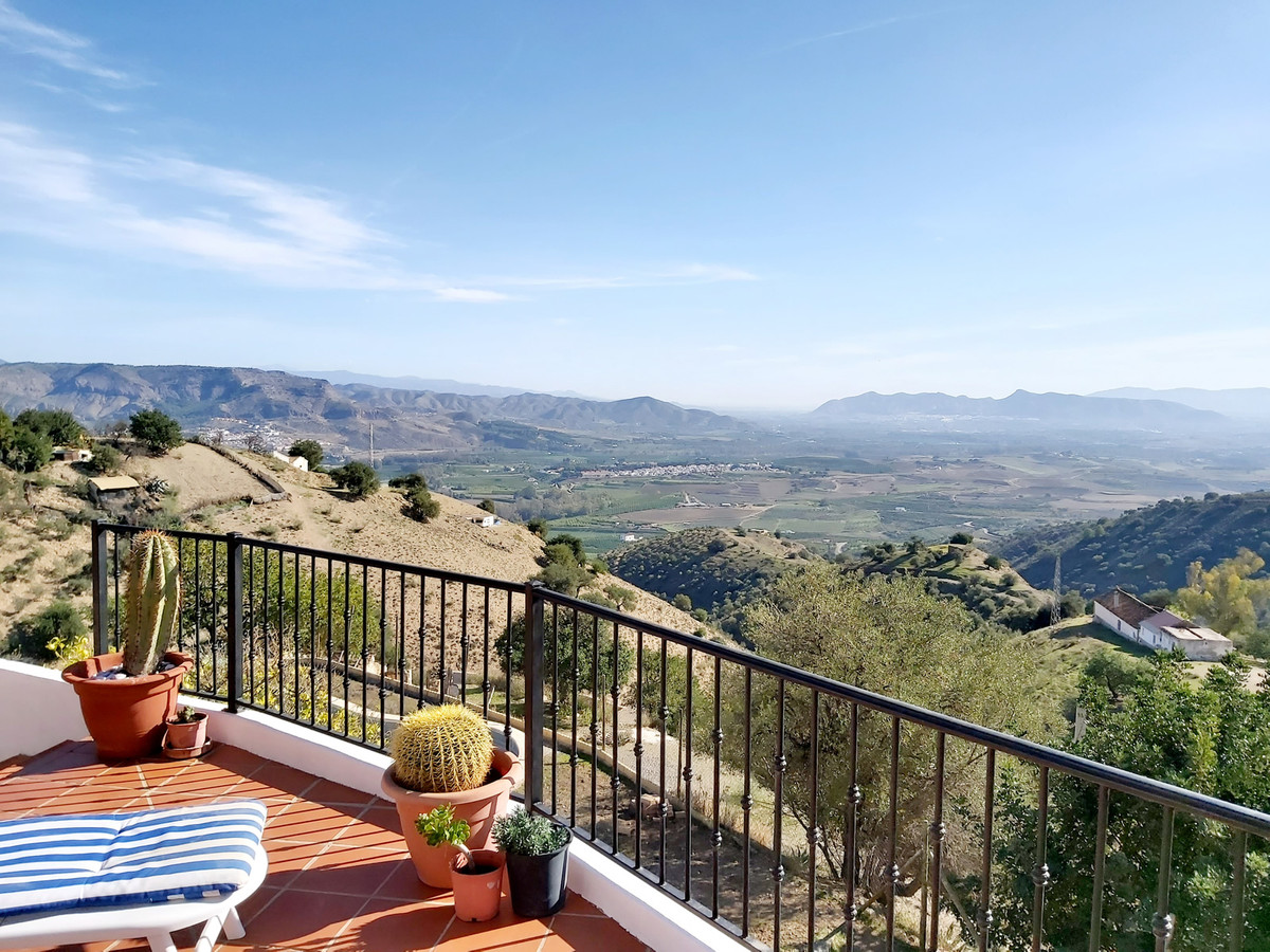 Villa  Finca en venta   en Pizarra