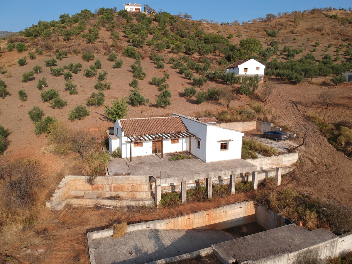 Ref:R3516916 House - Finca - Cortijo For Sale in Tolox