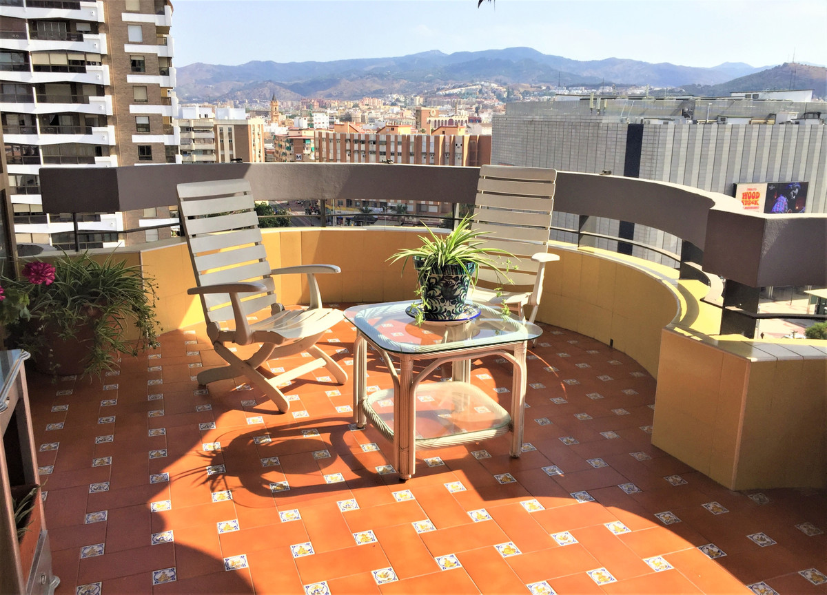 Ref:R3473470 Apartment - Middle Floor Apartment For Sale in Málaga Centro