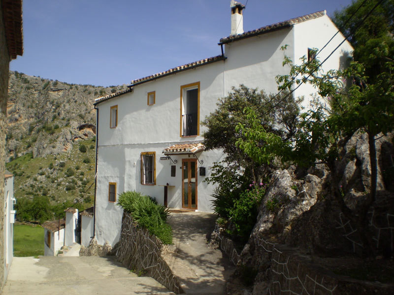 A bed & breakfast accommodation in the village of Montejaque, near Ronda, Andalucia, Spain.  Loc, Spain
