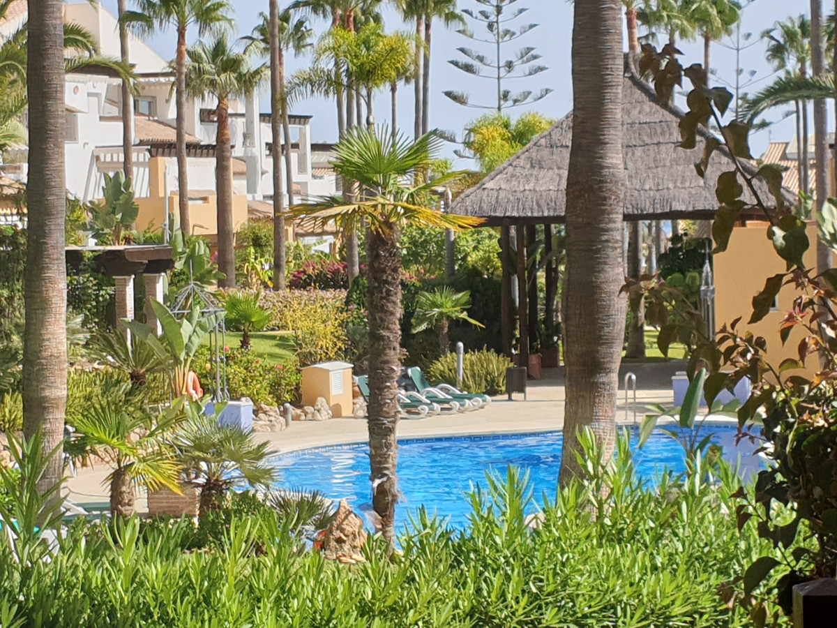 Perfect Holiday home in 1st line beach urbanisation in Bahia de Marbella. 2 bedrooms and 1 bathroom,,Spain