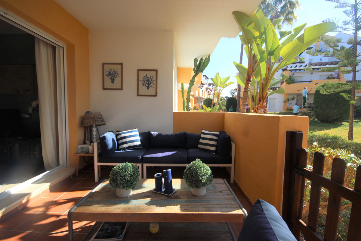 Appartement Rez-de-chaussée à Bahía de Marbella, Costa del Sol