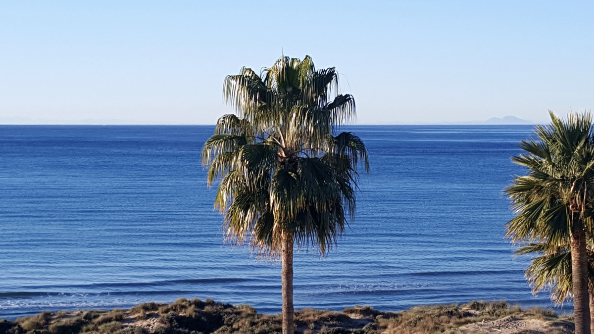 Absloute stunning and beautiful south-west facing penthouse with panoramic sea views set in a beachf,Spain