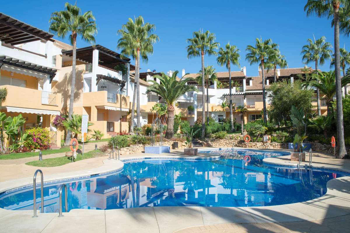 Beautiful Groundfloor apartment set in a very much sought after area in bahia de marbella. Large apa,Spain