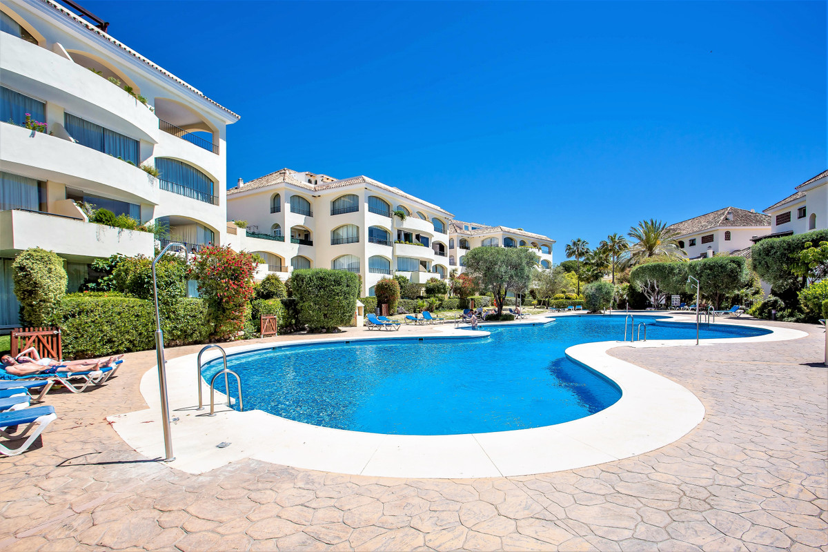 Top quality apartment in Top location Bahia de Marbella !!! just 400 m to the beach.... Was initiall,Spain