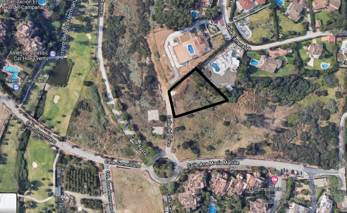 DEVELOPERS & INVESTERS ATTENTION!!! Residential Parcel of 1574m2 type UA1, can be built 2 unifam,Spain