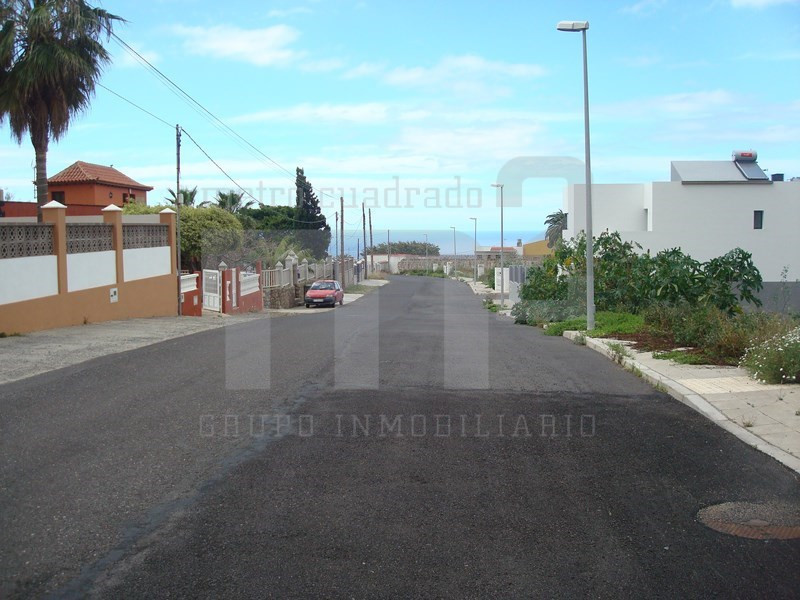 Residential Plot in Buenavista del Norte for sale