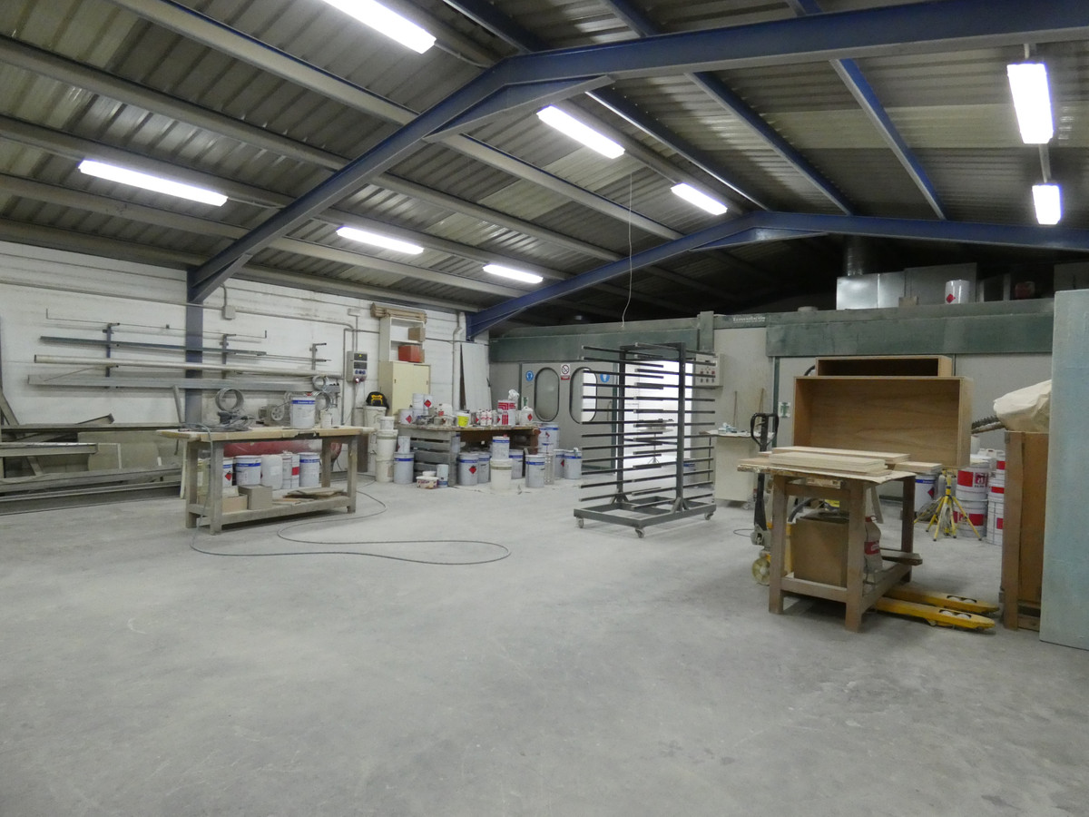 Industrial warehouse for sale in an unbeatable location and spectacular exterior with a build size o,Spain