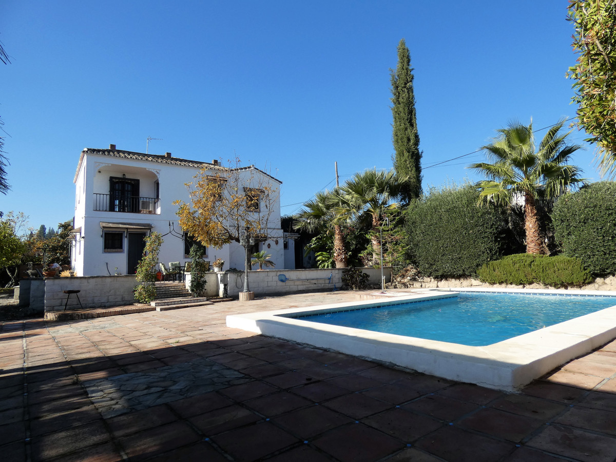 This is a stunning example of a traditional Spanish country home, located in a quiet rural setting y, Spain
