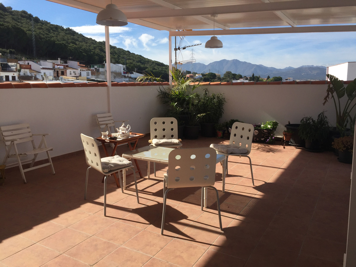 A very spacious townhouse with many original features such as an Andalucian internal patio with foun,Spain