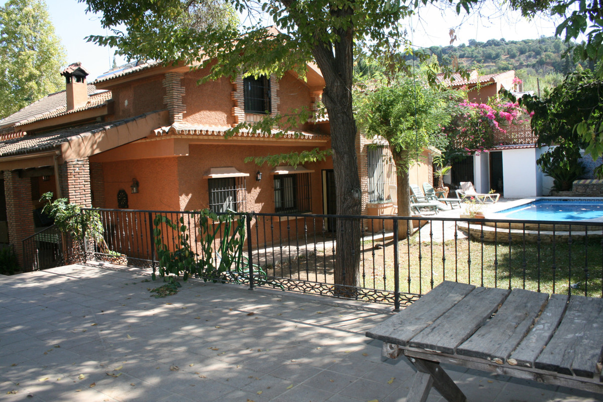 Charming country house with lots of rustic character on the outskirts of Coin.    The property is wi,Spain