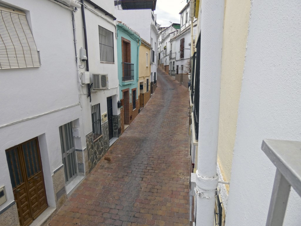 Traditional townhouse in the centre of Coín, just