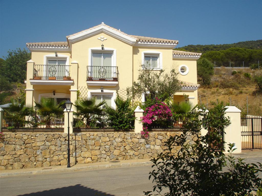 House in Alhaurin Golf R65954 1