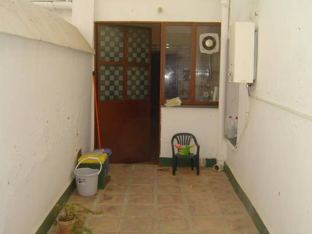 Large traditional Spanish townhouse in the centre of town with a private roof terrace and patio. Wit,Spain