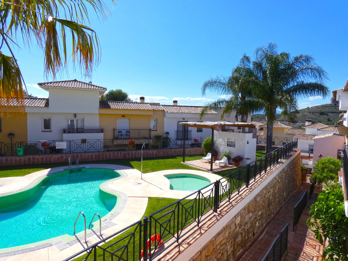 Fantastic townhouse in Alhaurin Golf, just 5 minutes from the town and 20 minutes from Malaga. The h, Spain