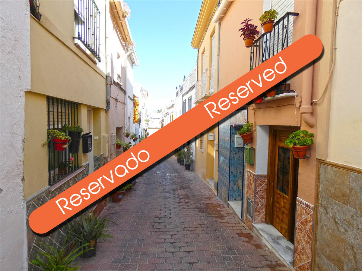 4 Bedroom Terraced Townhouse For Sale Coín