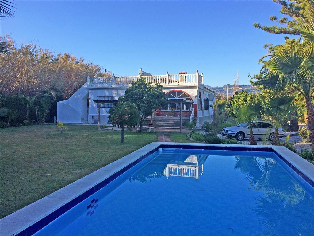 Spacious country property in a superb location very close to the village of Alhaurin el Grande, with, Spain