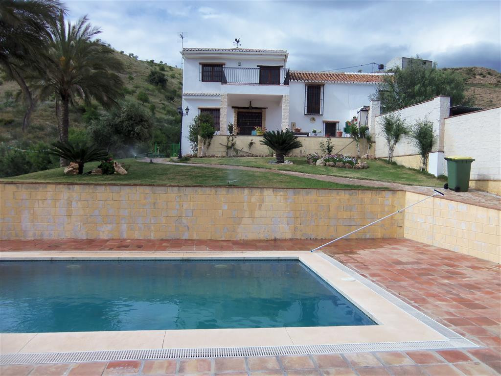 Very Spanish 4 bedroom, one bathroom finca situated in the quiet countryside of Cartama. The propert,Spain