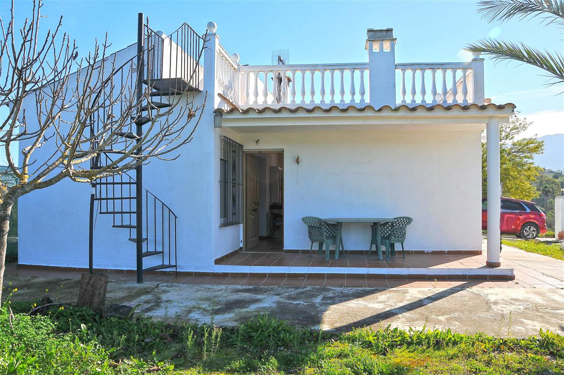 A country residence comprising 2 south-facing properties with incredible views. The main house has a,Spain
