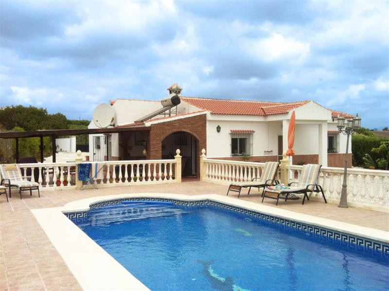 A pretty 3 bedroom, 3 bathroom finca comprising of two buildings with a private pool, terrace and st,Spain
