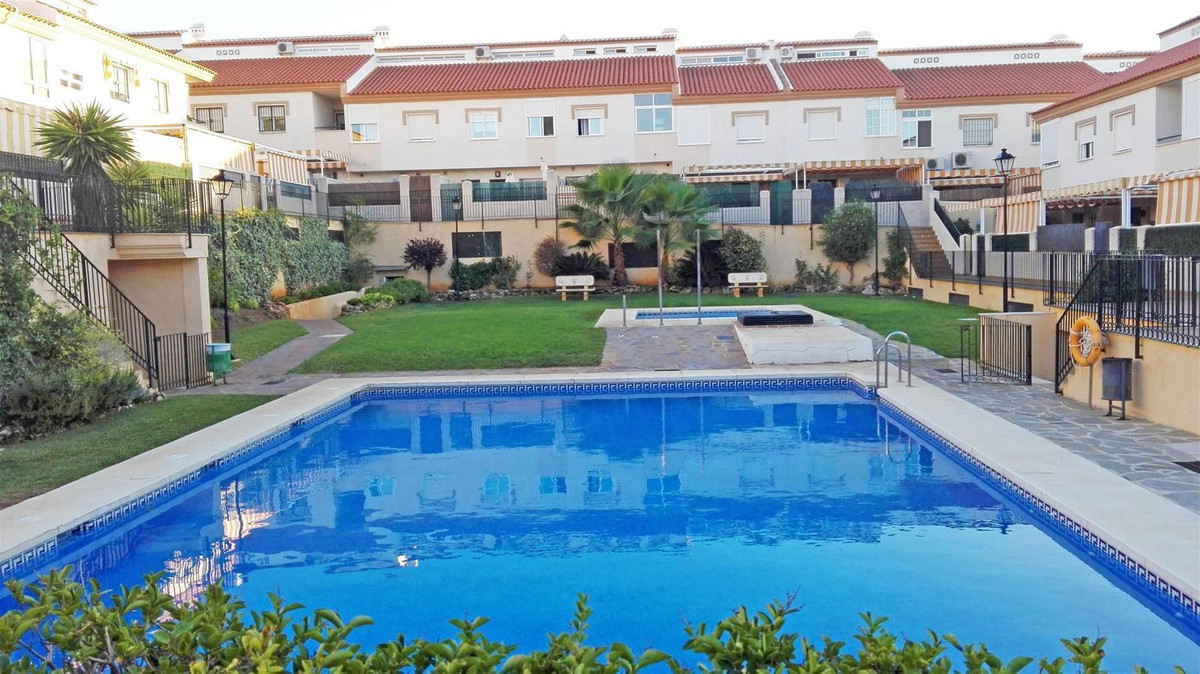 Beautiful townhouse in excellent location, only a few steps from the town centre, yet in a quiet loc, Spain
