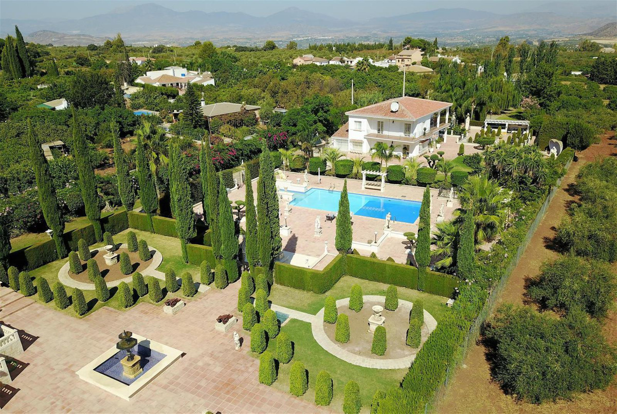 An opportunity to own a truly remarkable country property, which has been developed over many years Spain