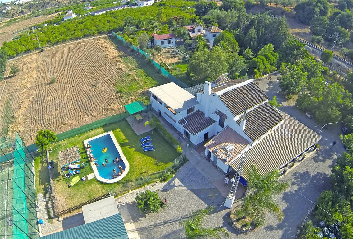 The property is distributed in three completely independent living areas, so it is ideal for continu,Spain